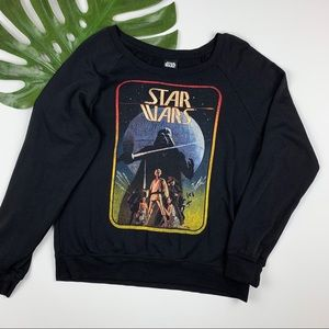 Star Wars Graphic Sweatshirt M
